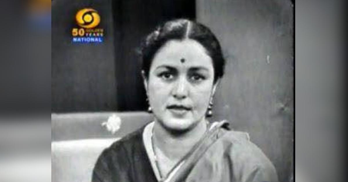 Doordarshan was born as an experimental broadcast in a makeshift studio with a small transmitter in 1959. Six years later, Pratima Puri, India's first female news presenter, presented a five minute news bulletin. Puri, who was born Vidya Rawat in Shimla, started her career with the All India Radio (AIR), before shifting to Doordarshan. The grand dame of news presentation went on to interview several famous personalities, including cosmonaut Yuri Gagarin. Puri passed away in 2017.