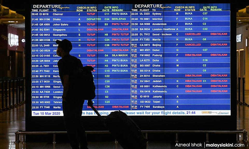 PM: International travels may be open by December