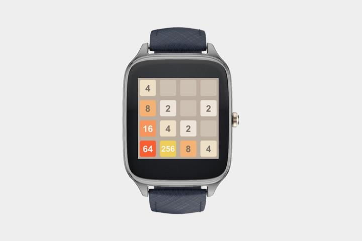 2048 Android Wear app