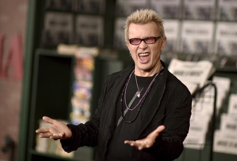 People-Billy Idol-Idling Campaign