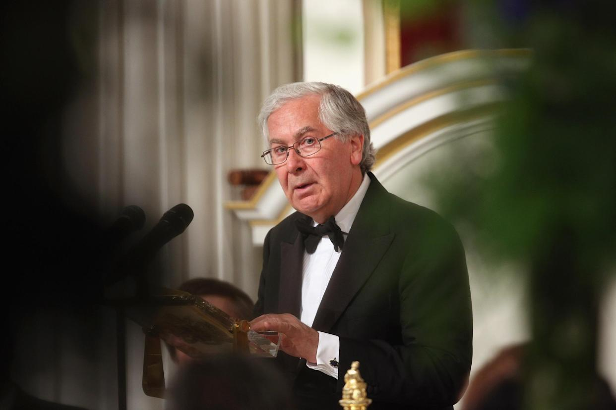 Former Bank of England governor Mervyn King has warned UK is left without a 'credible position' over Brexit. Photo:Oli Scarff/Getty Images