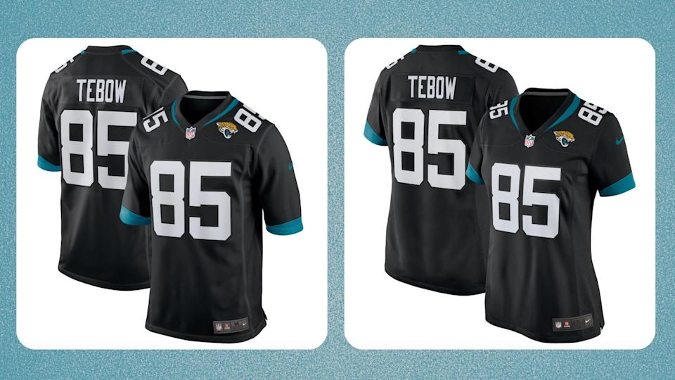 NFL: Where to buy Tim Tebow's Jaguars game jersey