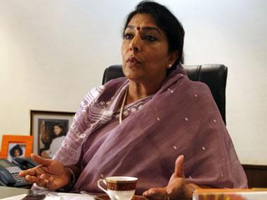 Renuka Chowdhury regressed into a chortling child in House of Elders during Narendra Modi's Parliament reply
