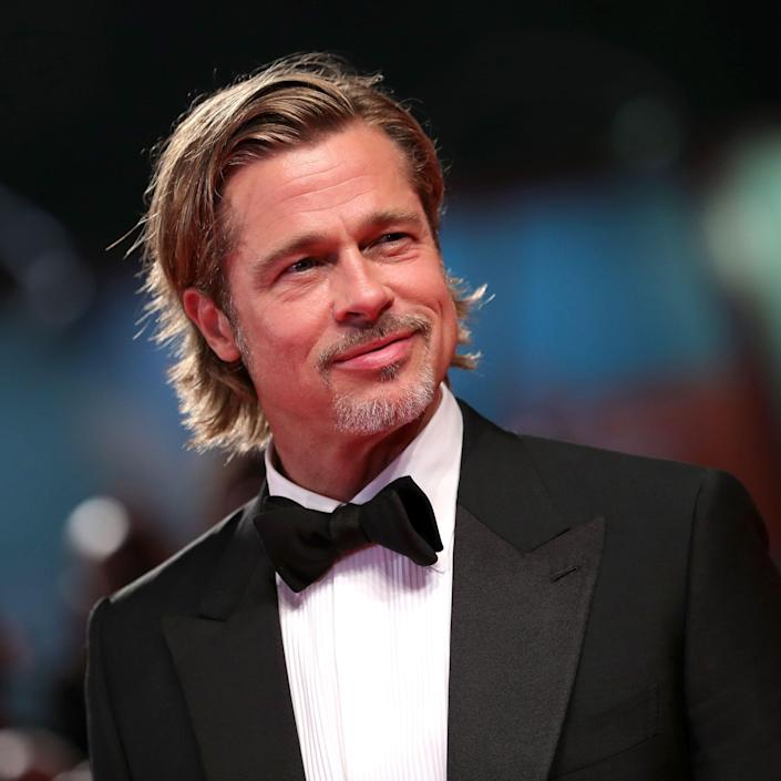 """<p>Born William Bradley Pitt, Pitt decided to drop """"William"""" and simply use """"Brad"""" as his stage name. </p>"""