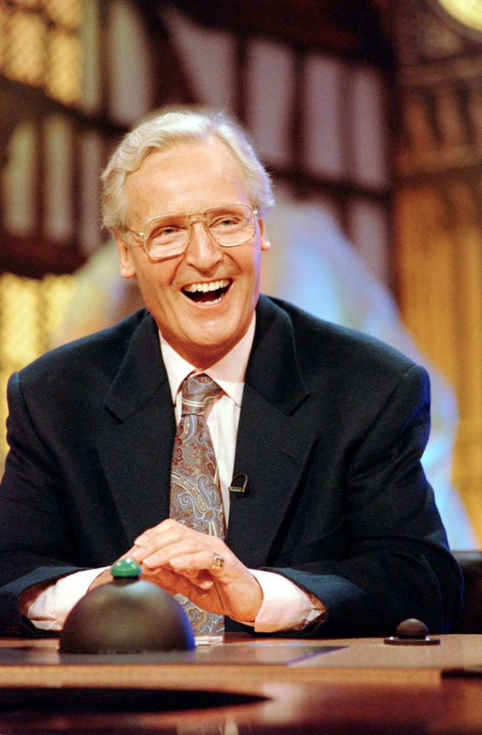 "<p>""Oh no. Nicholas Parsons gone? He ruled Just a Minute for Just a Lifetime. A stunning achievement: never scripted, always immaculate. From comedian's sidekick to great institution, via Sale of the Century & much more. Unrivalled continuity, professionalism & commitment. Farewell x"" – Stephen Fry</p><p>""The sound of the final whistle. Nicholas Parsons was truly the kindest and most generous person I've ever worked with. His continued delight at being a part of show business should be an inspiration to us all! Huge love to his wife Annie and his whole family. #ripnicholasparsons"" – Graham Norton</p><p>""Without hesitation, deviation or repetition I'd like to say that Nicholas Parsons was a broadcasting giant who proved that the straight man could be the real star of comedy. Will be hugely missed by all who work at & love @BBCRadio4"" – Nick Robinson</p>"