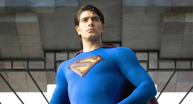 Brandon Routh as Superman (Warner Bros)