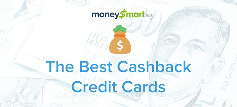 3 best cash back credit cards in singapore