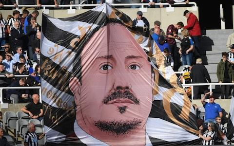 <span>The decision to let Benitez leave has invoked anger for Newcastle fans</span> <span>Credit: Getty Images </span>