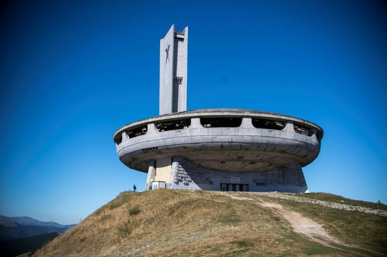 Buzludzha is a brutalist concrete monument built in Bulgaria to glorify communism nearly 40 years ago