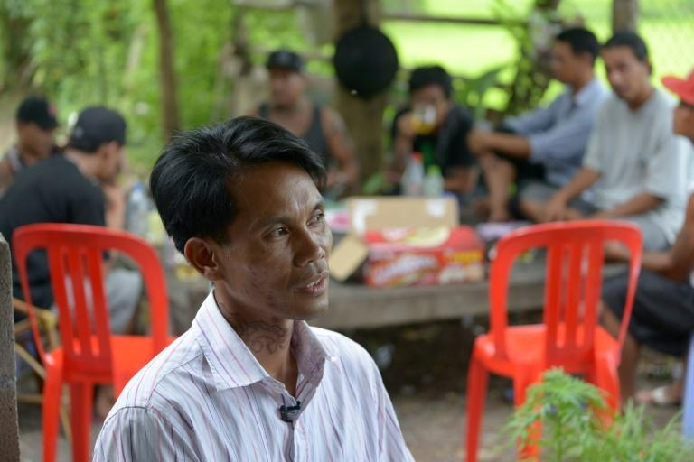 Van Vath, a 43-year-old from Seattle who was among the hundreds deported from the US to Cambodia for his criminal record, says being back in his homeland is a struggle