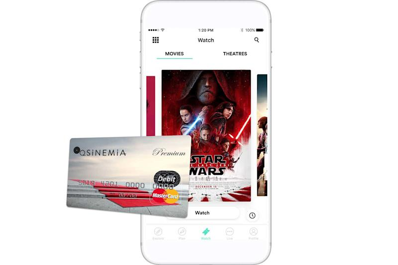 Sinemia takes on MoviePass with subscription plans for two