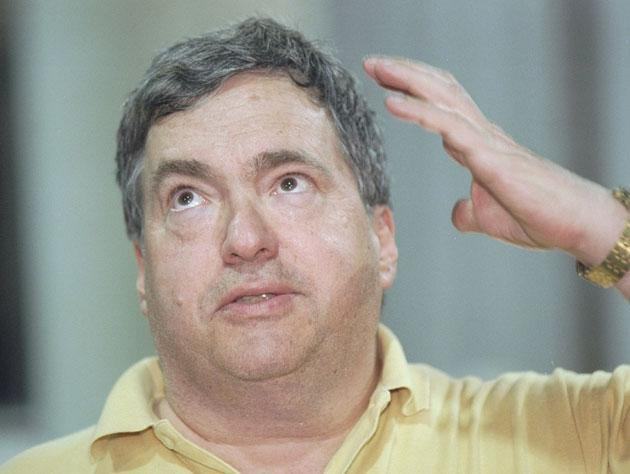 Jerry Krause. (Getty Images)