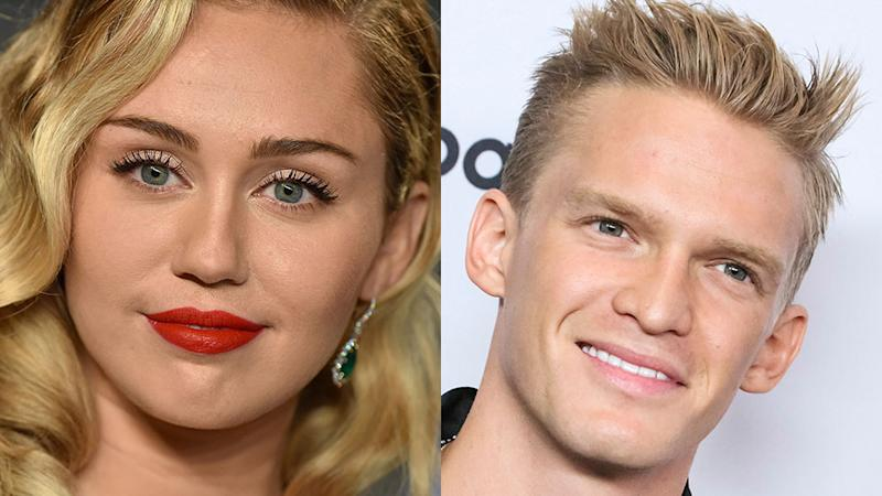 Cody Simpson Shared the Sweetest Message for Miley Cyrus on International Women's Day