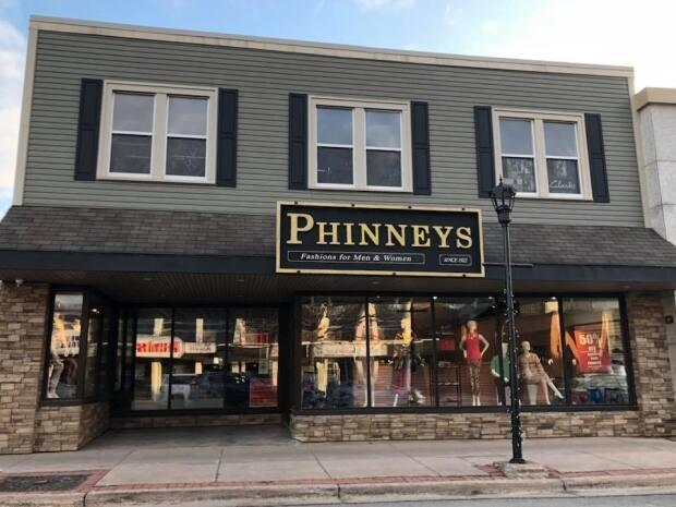 Andrew Zebian, the owners of Phinneys in Kentville, N.S., said he'd be ready to reopen tomorrow.