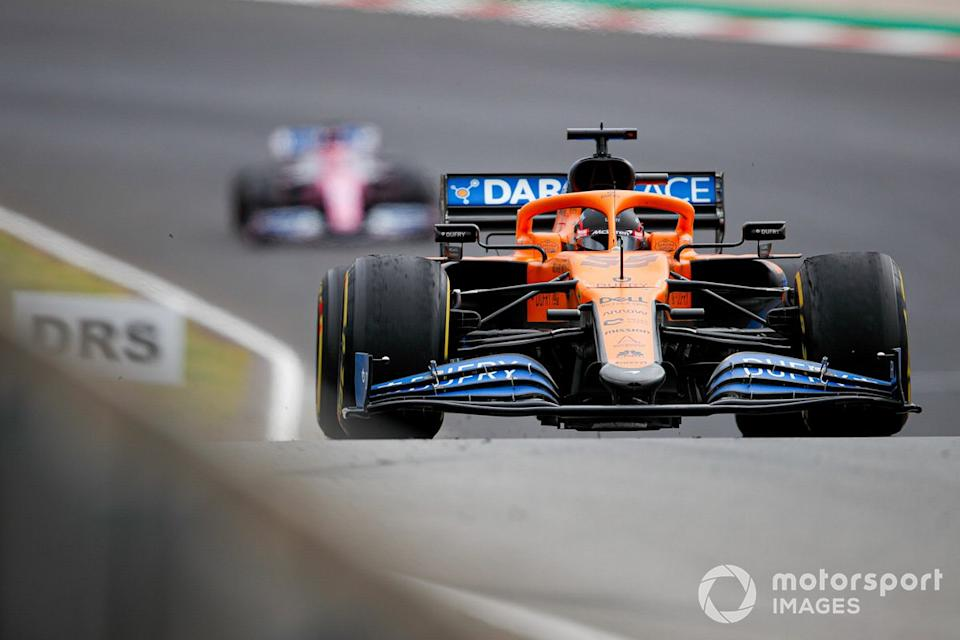"Carlos Sainz Jr., McLaren MCL35<span class=""copyright"">Mark Sutton / Motorsport Images</span>"