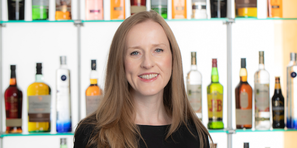 85) Mairéad Nayager, chief HR officer, Diageo. Photo: Diageo