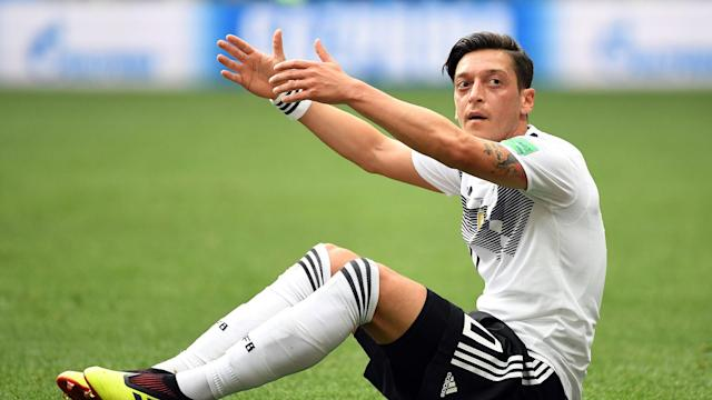 The midfielder was singled out after the 1-0 defeat to Mexico, but a former player insists the Arsenal man remains one of Die Mannschaft's best