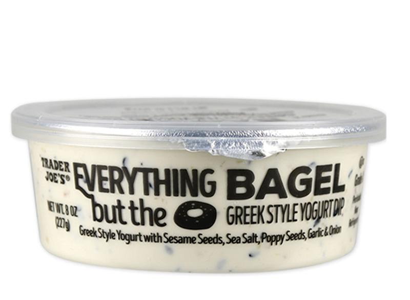 trader joes everything bagel yogurt dip