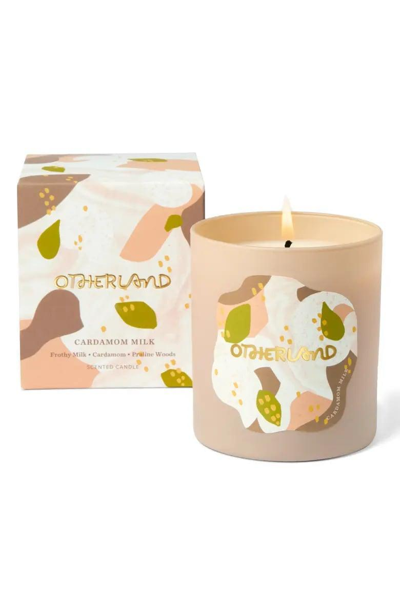 <p>The <span>Otherland Cardamom Milk Scented Candle</span> ($36) smells amazing.</p>