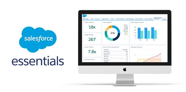 Get started fast with sales and customer support on the world's #1 customer relationship management tool for $25 a month. As a member of myCBC, receive 25% off an annual subscription with our member discount! See offer details by visiting https://www.connxus.com/salesforce-essentials/.