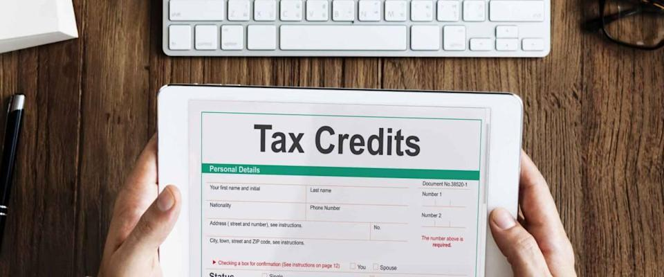 Concept for recovery of deduction of tax credit deduction
