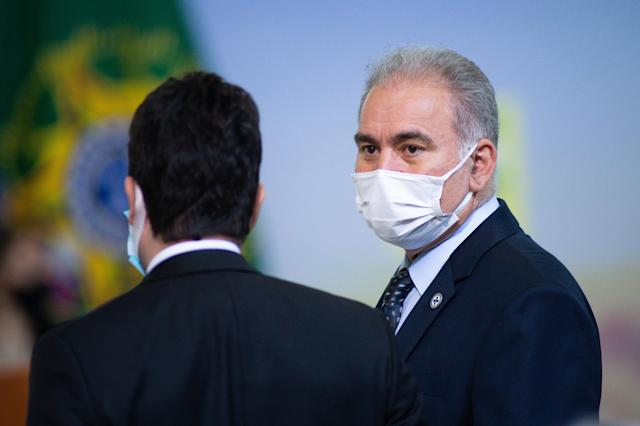 Brazilian health minister tests positive for COVID-19 during U.N. summit