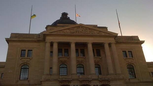 The Saskatchewan government says flags on all provincial government buildings will be at half-mast on Sept. 30 to mark the newly-proclaimed Day for Truth and Reconciliation. ( - image credit)