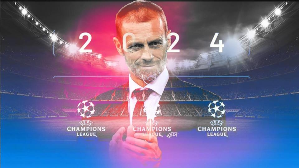Der 6-Milliarden-Plan der Champions League