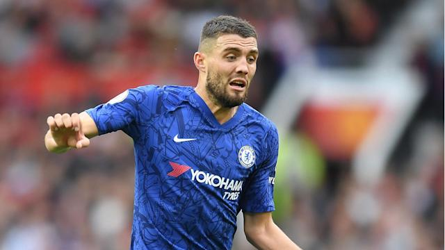 The Croatia international midfielder completed a permanent move to Stamford Bridge over the summer and is feeling settled and confident once more