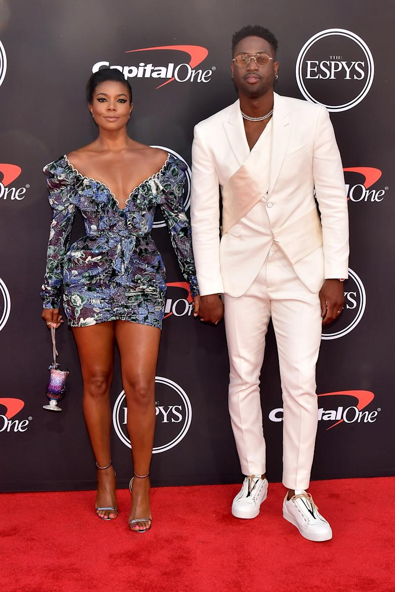 Dwyane Wade and Gabrielle Union Have Date Night at 2019 ESPY