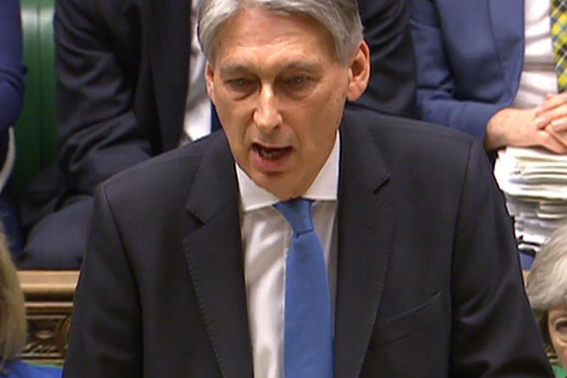 """'Equivalence' on trade was described by Chancellor Philip Hammond this month as """"wholly inadequate for the scale and complexity of UK-EU financial services"""