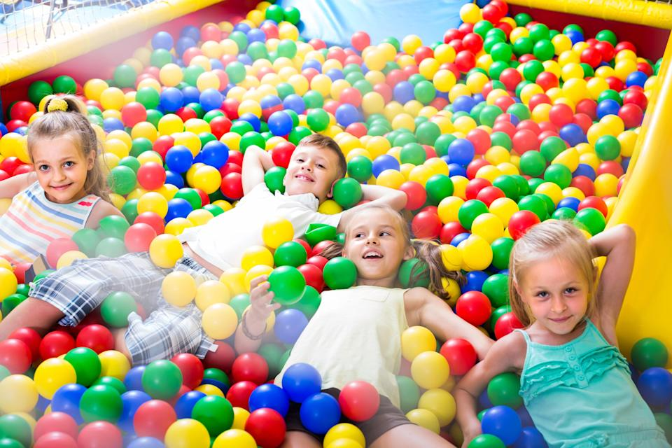 Kids parties can be expensive [Photo: Getty]