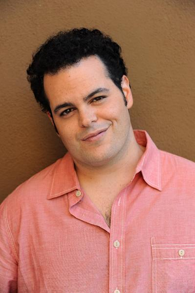 """n this Monday, Sept. 16, 2013 photo, Josh Gad poses for a portrait at the Four Seasons Hotel, in Los Angeles. Gad has a spate of acting and writing projects in the works, including an upcoming TV show with Billy Crystal and starring role in a Sam Kinison biopic, plus """"Thanks for Sharing,"""" in theaters Friday, Sept. 20, 2013. (Photo by Jordan Strauss/Invision/AP, File)"""