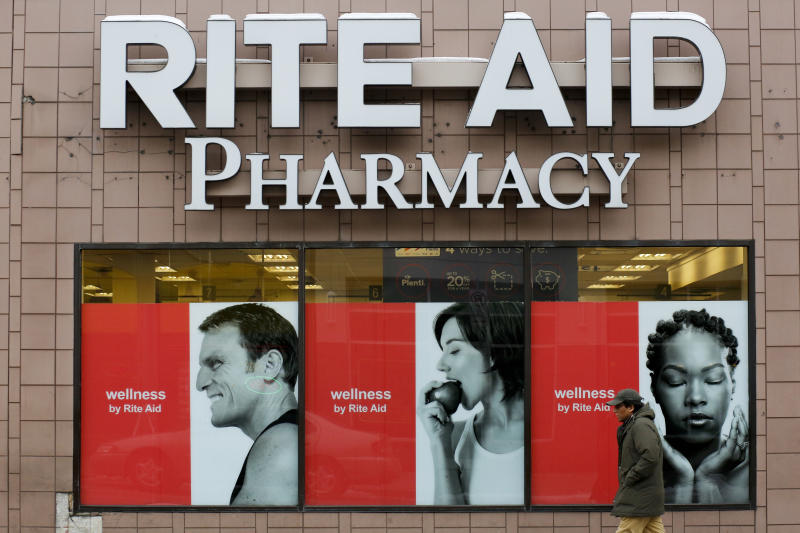 Rite Aid posts profit due to fees from failed Walgreens merger deal