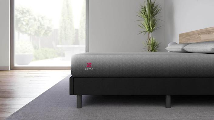 Zona mattresses claim to promote healthier sleep for those with active lifestyles.