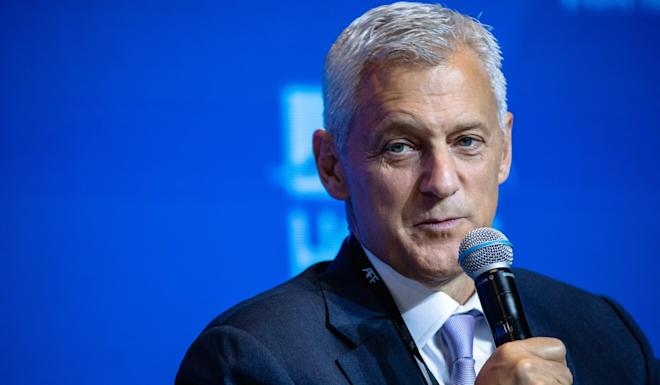 Bill Winters, CEO of Standard Chartered. Photo: Bloomberg