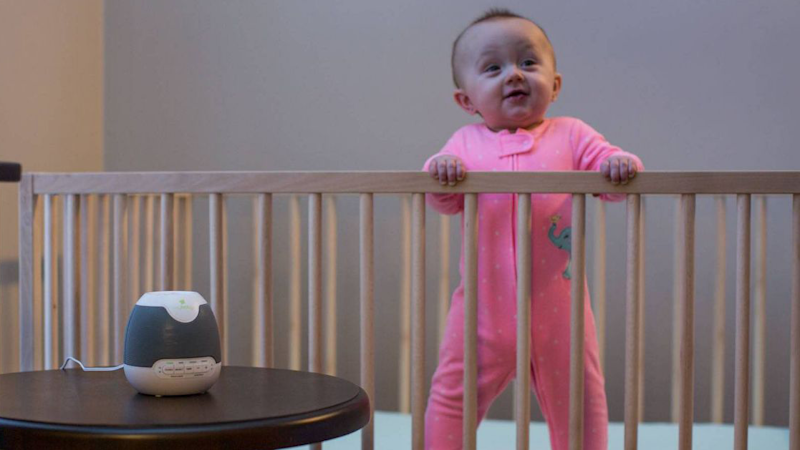 Best gifts for babies: A soothing sound machine