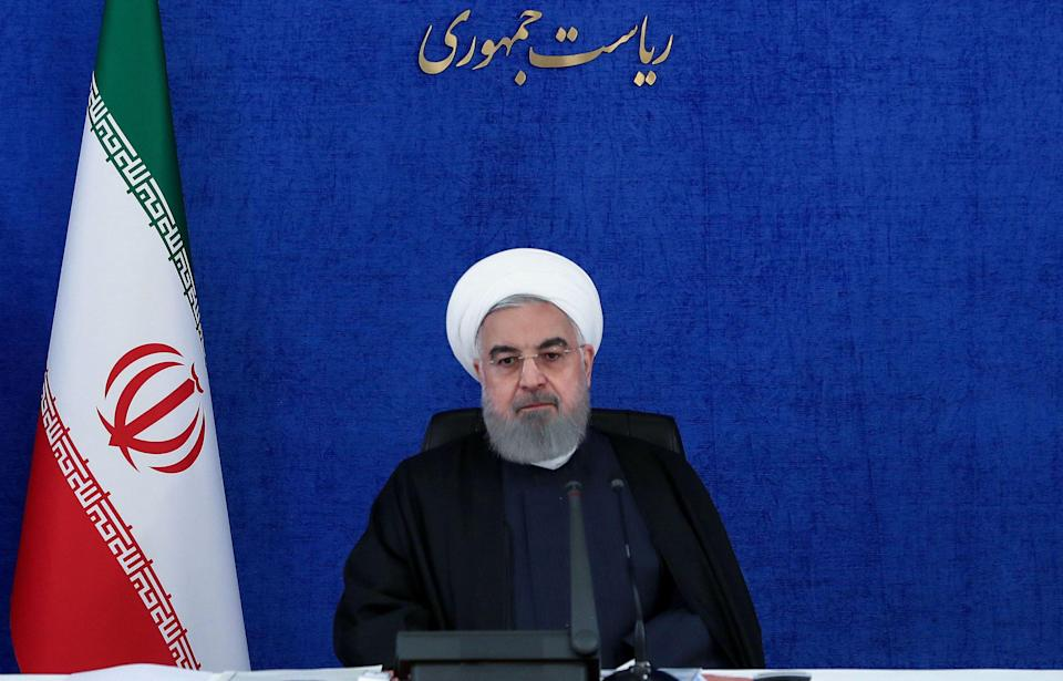 Image: IRAN-ATTAQUE-NUCLÉAIRE-ISRAEL (- / AFP - Getty Images)