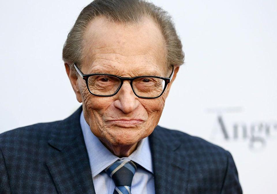"<p>TV host Larry King got into a car accident with then-Senator <a href=""https://www.goodhousekeeping.com/life/a46676/john-f-kennedy-assassination-files/"" rel=""nofollow noopener"" target=""_blank"" data-ylk=""slk:John F. Kennedy"" class=""link rapid-noclick-resp"">John F. Kennedy</a> who agreed to forget the whole thing if King voted for him when he ran for president. </p>"