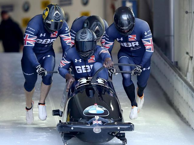 British Bobsleigh is the latest sport in the UK facing controversy (Getty)