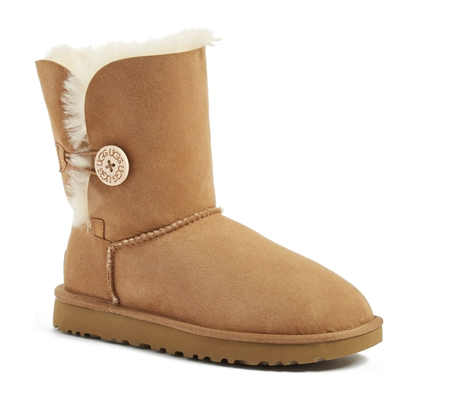 The Bailey Button II Boot- Ugg, Nordston, $180