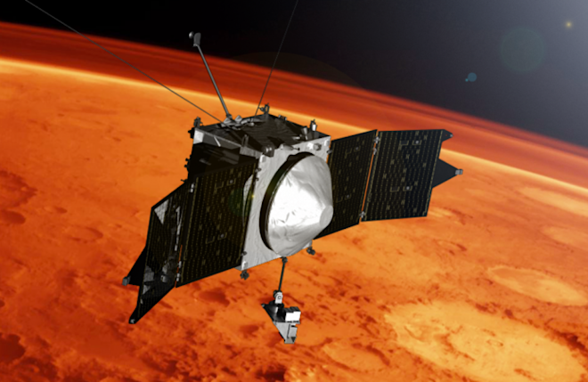 nasa, Mars, Red Planet, MAVEN, space,