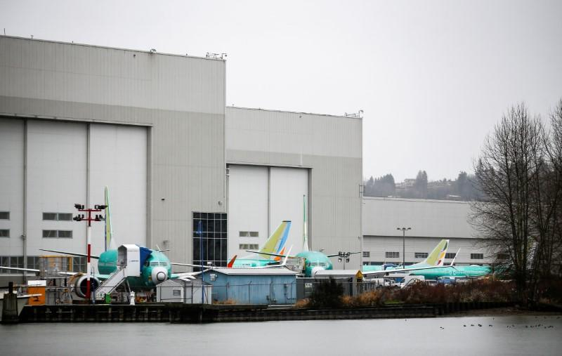 Boeing seeks to borrow $10 billion or more amid 737 MAX crisis: source