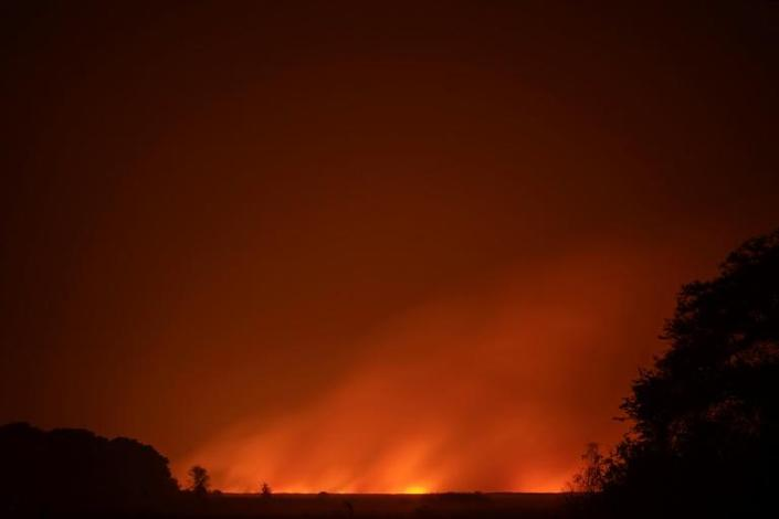 There have been more fires in the Brazilian Pantanal in the first 10 months of 2020 than in all of 2019