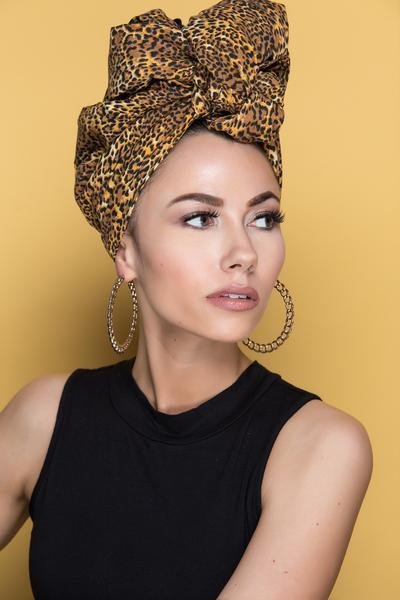 "<p>Lela head wrap, $24, <a href=""https://www.sharmenjbeauty.com/collections/prints-1/products/lela"" rel=""nofollow noopener"" target=""_blank"" data-ylk=""slk:sharmenjbeauty.com"" class=""link rapid-noclick-resp"">sharmenjbeauty.com</a> </p>"