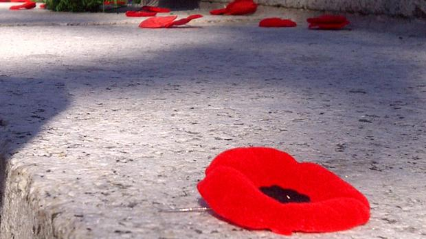 Prison guards concerned that inmates will be making Remembrance Day poppies
