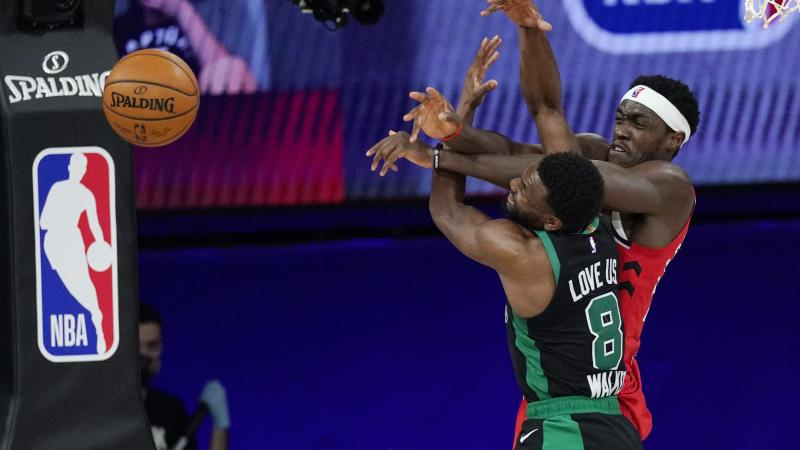 Boston Celtics close on conference finals with trouncing of Toronto Raptors
