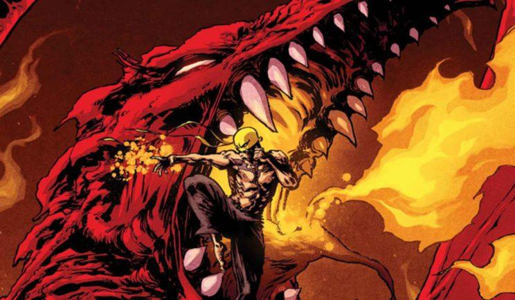 Marvel's Iron Fist won't feature his epic dragon-fight ...
