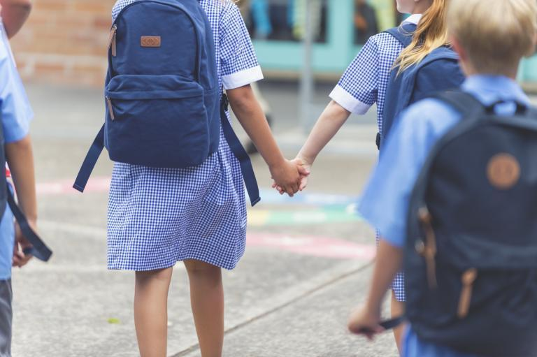 Of course children should be taught about LGBT+ issues at school, it's not like they're being forced to watch gay porn