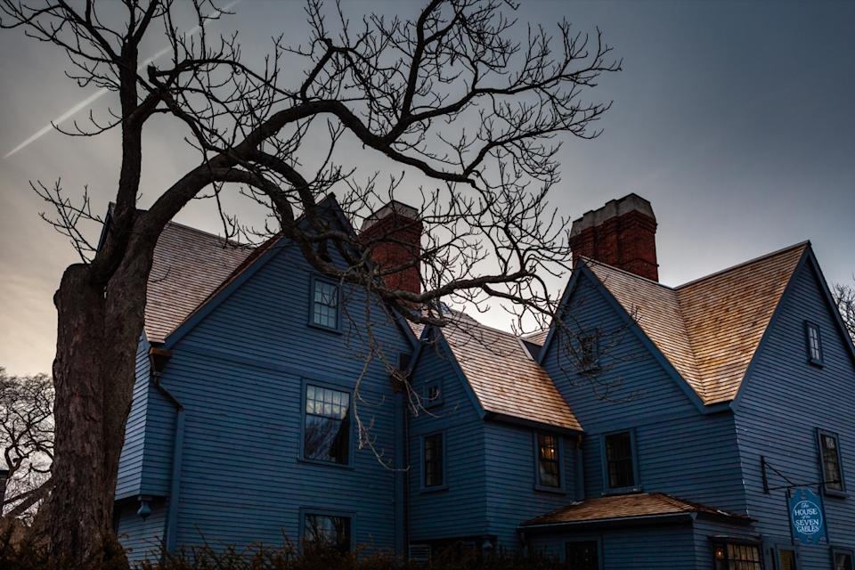 house of the seven gables in salem